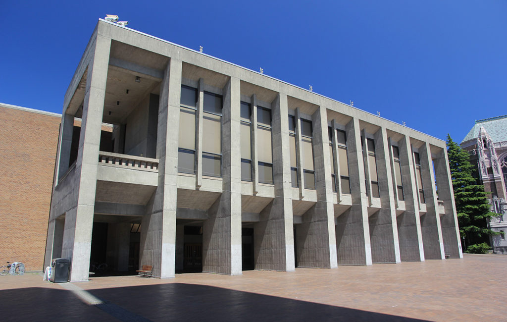 Kane Hall, UW Campus
